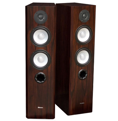 M50s in custom real-wood Rosewood with a Chestnut Stain