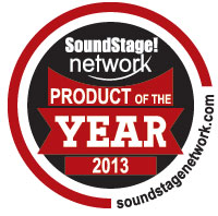 The ADA1000 won the SoundStage Product of the Year Award!