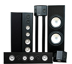 Epic 80 800 Home Theater Speaker System