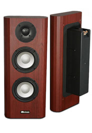 On-wall In-Wall Loudspeaker:  the W22