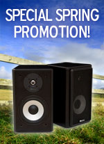 Special Spring Promotion!