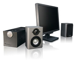 Audiobyte Computer Speakers