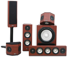 Epic Grand Master - 350 Home Theater System