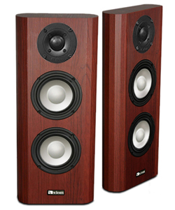 M22 v4 On-Wall Speakers